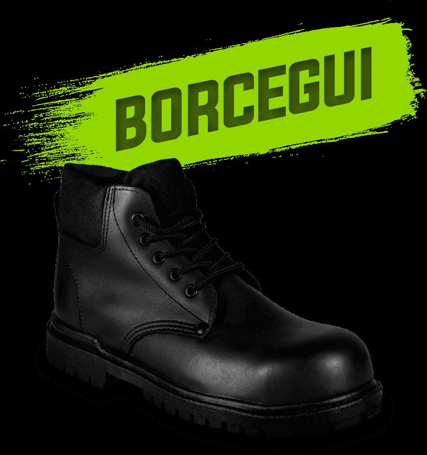 Botas modelo Bordegui